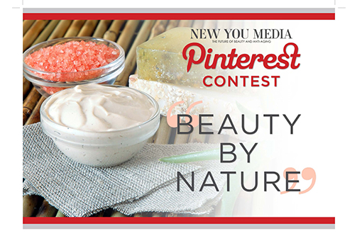 Pinterest Contest: New You Media
