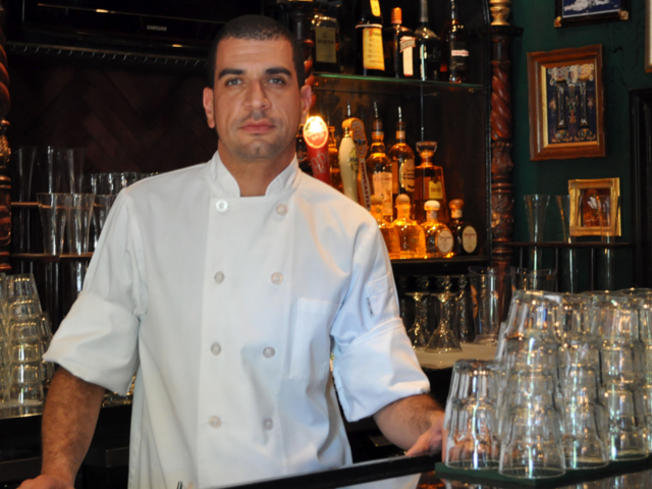 Kitchen Inquisition: Chef Alex Martinez