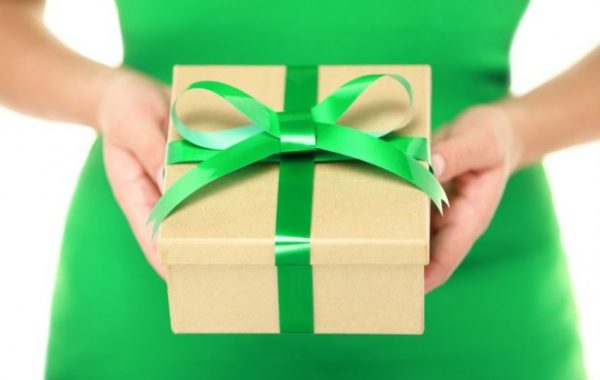 Green Is Not Just For Trees This Holiday Season