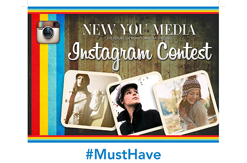 Instagram Contest: New You Media