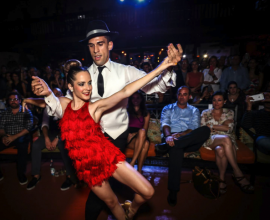 Social Salsa Lessons in Miami