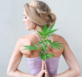 Are Yoga & Cannabis Frenemies?