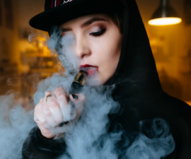 Deadly Vapes: Is Vitamin E Acetate to Blame?