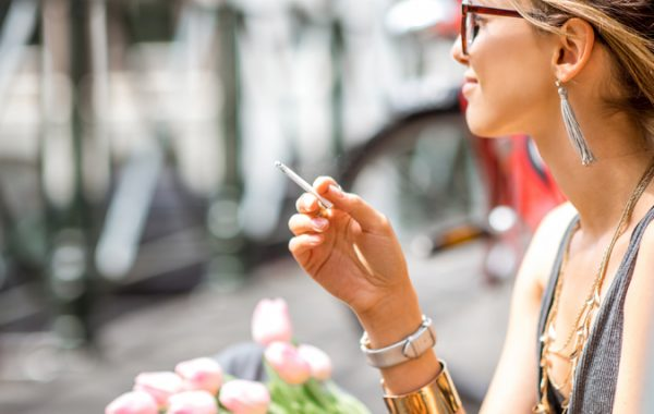 The Rise of Women's Cannabis Use